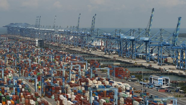 Empresa japonesa establece centro de distribucion en puerto de Malasia hinh anh 1