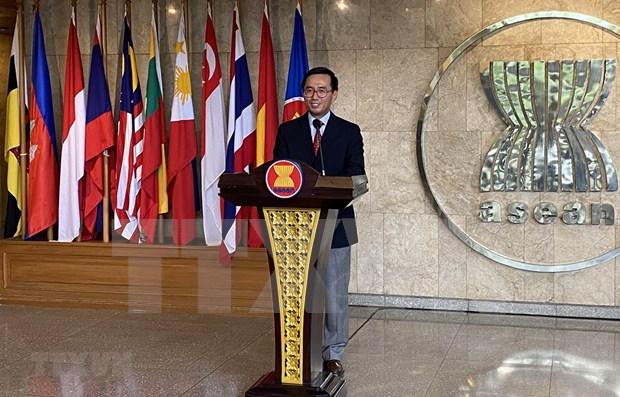 Vietnam afianza su posicion y papel en la ASEAN tras 25 anos de adhesion hinh anh 1