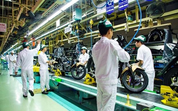 """Empresarios japoneses consideran a Vietnam como una """"tierra prometedora"""" hinh anh 1"""