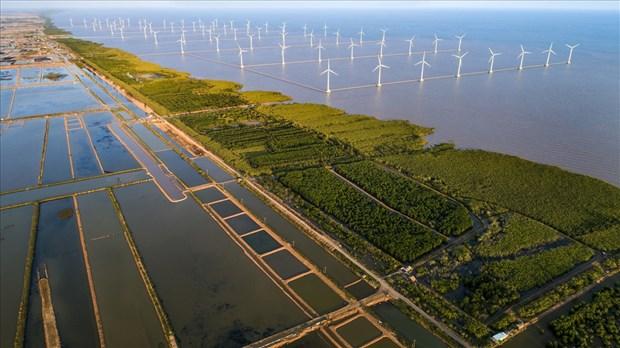 Vietnam se empena en reducir las emisiones de gases de efecto invernadero hinh anh 1