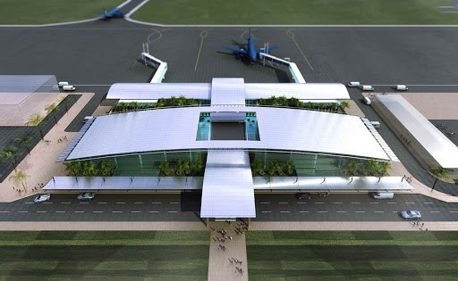Instan a completar expediente para construccion del aeropuerto de Sa Pa en Vietnam hinh anh 1