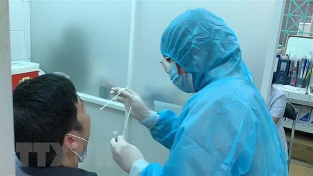 Vietnam confirma otros 10 casos positivos del COVID-19 hinh anh 1