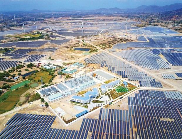 Provincias altiplanas de Vietnam captan inversiones en proyectos de energia renovable hinh anh 1