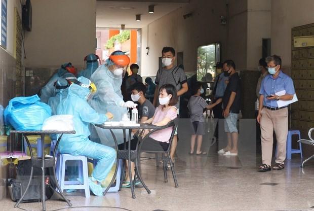 Ciudad Ho Chi Minh insta a garantizar seguridad en medio de pandemia hinh anh 1