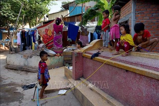 ONU advierte sobre aumento de desnutricion infantil en Camboya por el COVID-19 hinh anh 1
