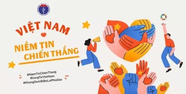Lanzan en Vietnam campana comunicativa para concientizar sobre la vida en una nueva normalidad hinh anh 1