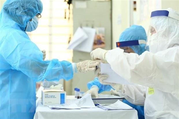Hanoi eleva nivel de alerta por el COVID-19 hinh anh 1