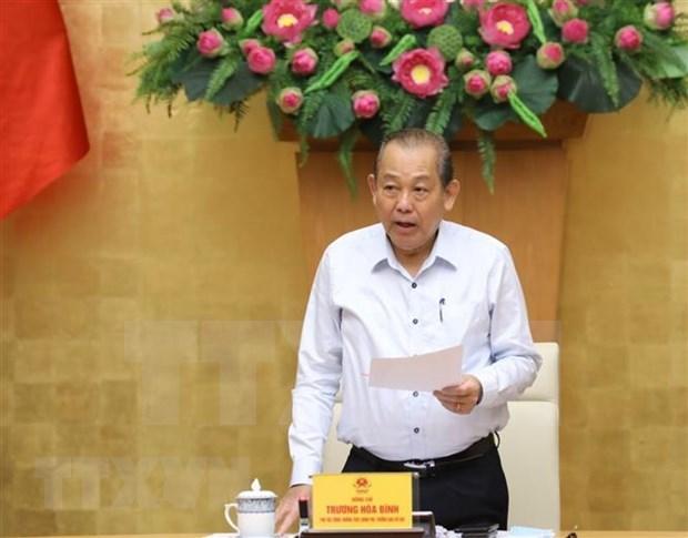 Exigen empenarse mas en desinvertir capital estatal colocado en empresas vietnamitas hinh anh 1