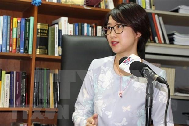 "Experta malasia destaca ""milagro de la ASEAN"" hinh anh 1"