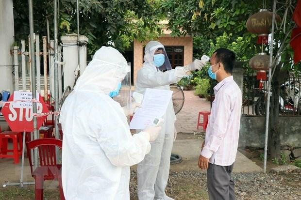 Registra Vietnam 34 casos nuevos de COVID-19, suman 784 hinh anh 1