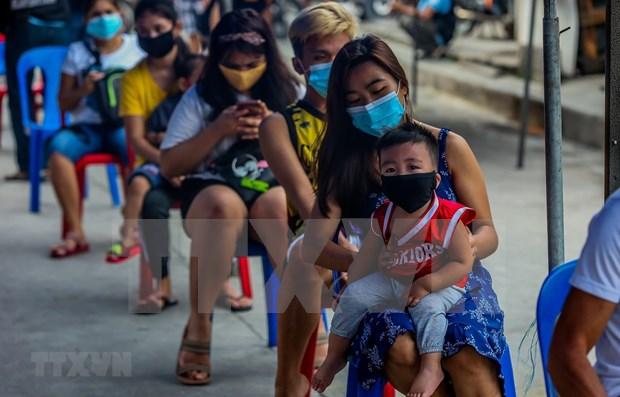 Economia de Filipinas entra en recesion por primera vez en decadas hinh anh 1