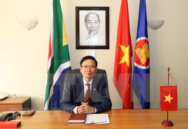 ASEAN desempena papel central en garantizar la paz, seguridad y prosperidad regionales hinh anh 1
