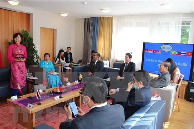 Cumbre 36 de ASEAN muestra exito de Vietnam como presidente del bloque hinh anh 1