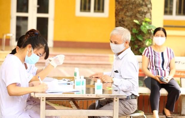 Vietnam: se detectan 29 nuevos casos del COVID-19 hinh anh 1