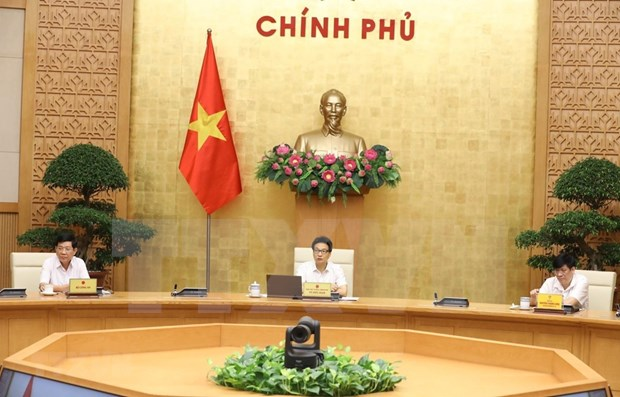 Vietnam se esfuerza por combatir expansion de COVID-19 hinh anh 1