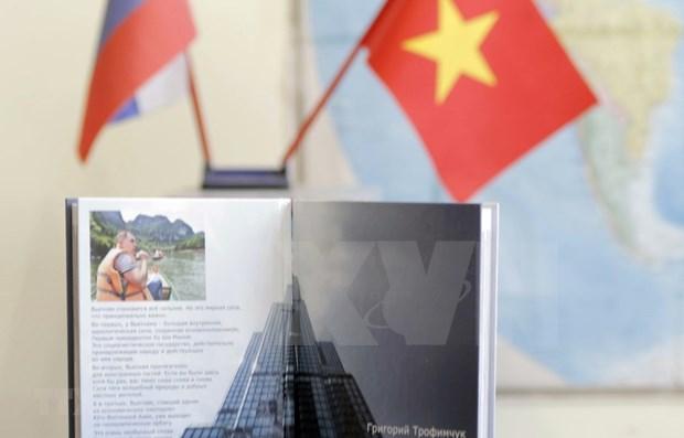 Publican libro sobre la amistad Vietnam-Rusia hinh anh 1