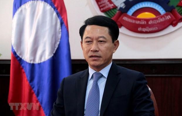 Laos califica a ASEAN como organizacion regional con destacados logros hinh anh 1