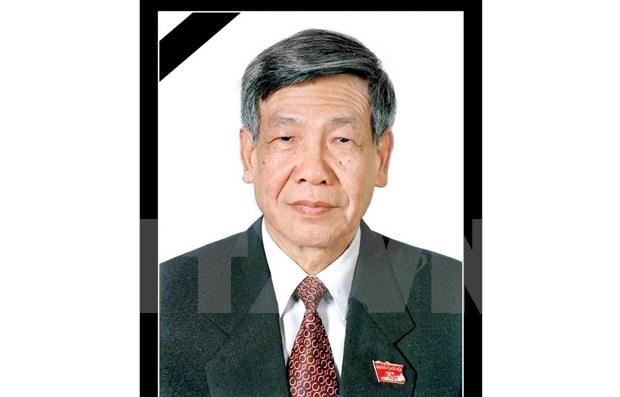 COMUNICADO ESPECIAL: Declara Vietnam duelo nacional por deceso de exdirigente del Partido Comunista hinh anh 1