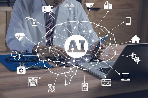 Indonesia lanza estrategia nacional de inteligencia artificial hinh anh 1