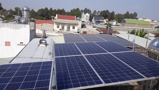 Provincia vietnamita de Dong Nai amplia modelo de paneles energia solar en tejados hinh anh 1