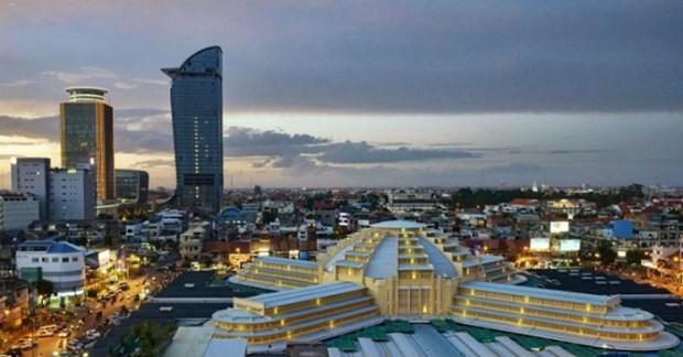 En alza comercio bilateral entre Camboya y EE.UU. en primera mitad de 2020 hinh anh 1