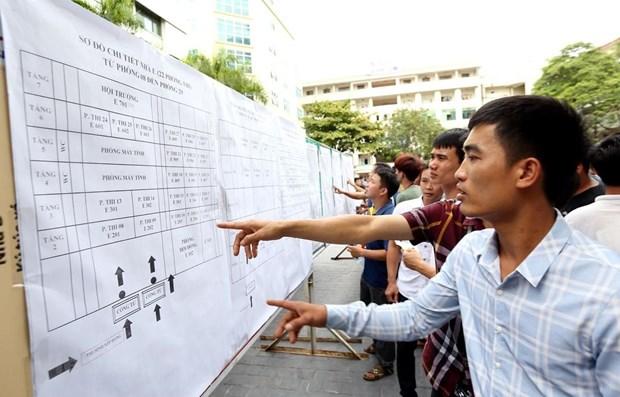 Mercados extranjeros reabriran puertas a trabajadores vietnamitas hinh anh 1