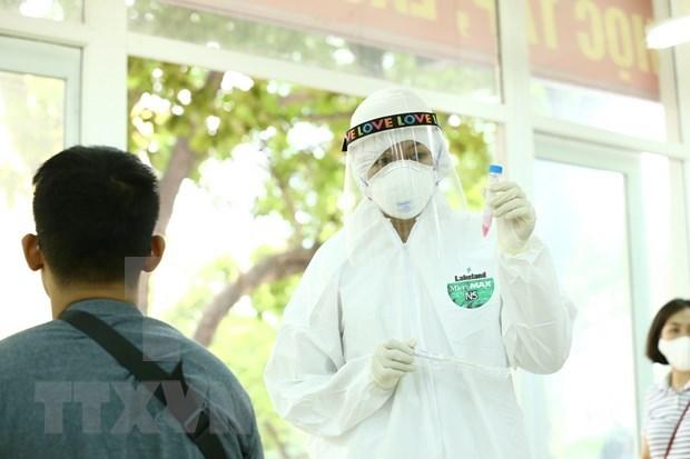Vietnam registra otro caso fatal por COVID-19 hinh anh 1