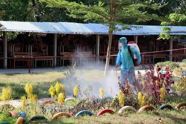 Vietnam reporta otros 16 casos nuevos de COVID-19 hinh anh 1