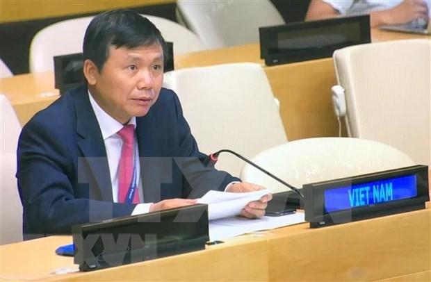 Apoya Vietnam resolucion de la ONU sobre la paz y seguridad en Guinea Bisau hinh anh 1