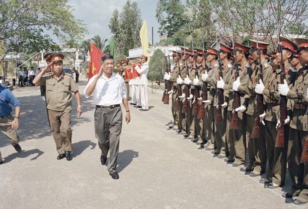 Partidos politicos de paises latinoamericanos expresan pesame a Vietnam por fallecimiento de exsecretario general del PCV hinh anh 1