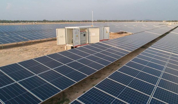 Proyectan construir central termoelectrica en parque nacional de Camboya hinh anh 1