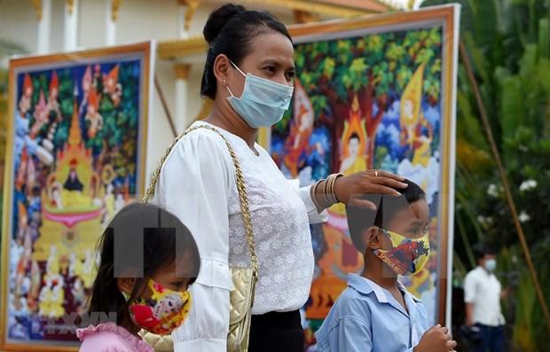 Camboya suspendera temporalmente vuelos desde Filipinas para prevenir el COVID-19 hinh anh 1
