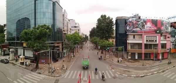 Hanoi registra 13 comunas que cumplen criterios avanzados de nuevas zonas rurales hinh anh 1