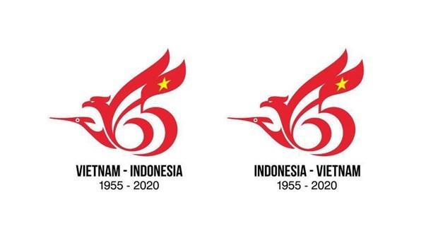 Vietnamita gana certamen de diseno de logo sobre relaciones Vietnam-Indonesia hinh anh 1