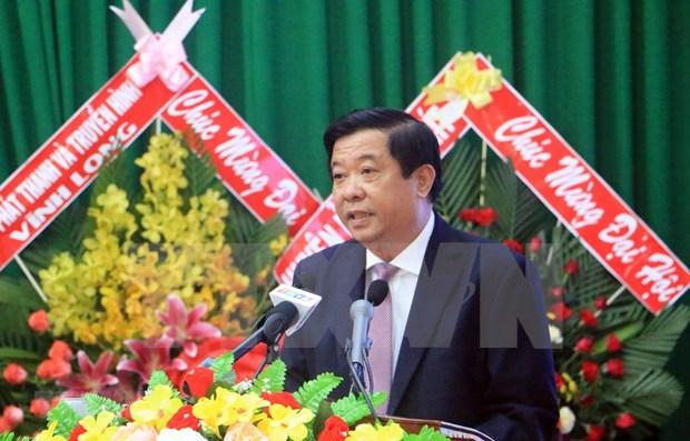 Efectuan en provincia vietnamita asamblea partidista a nivel distrital hinh anh 1