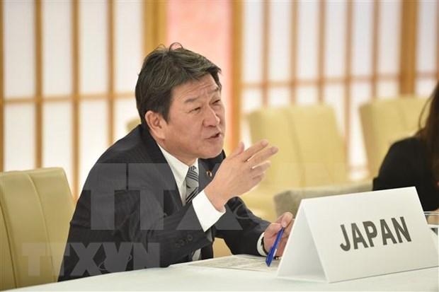 Japon y Singapur acuerdan flexibilizar restricciones de viaje hinh anh 1