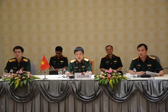 Singapur buscar impulsar cooperacion en defensa con Vietnam hinh anh 1
