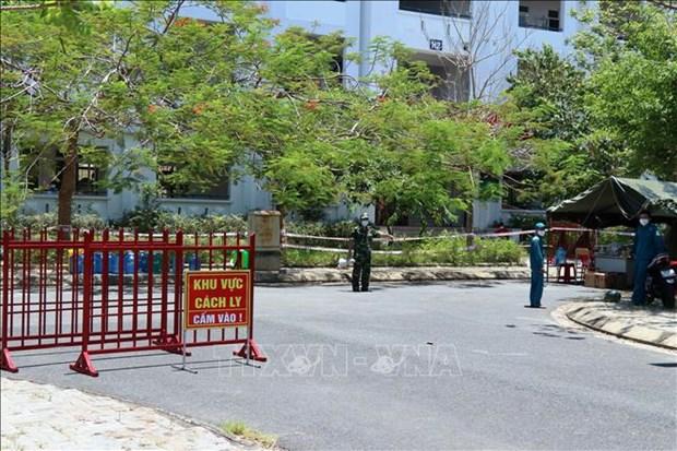 Provincia vietnamita de Quang Nam prolonga el distanciamiento social en varias localidades hinh anh 1