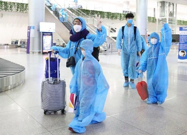 Vietnam Airlines ayudara a 600 personas varados en Da Nang para regresar a Ciudad Ho Chi Minh hinh anh 1