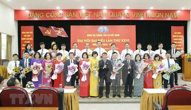 VNA, determinada a convertirse en agencia noticiosa multimedia lider de Vietnam hinh anh 1