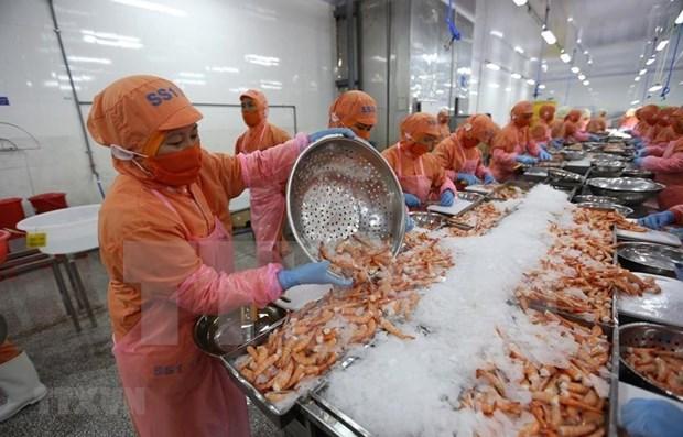 Preven crecimiento anual de cinco por ciento para exportaciones vietnamitas en 2021-2025 hinh anh 1
