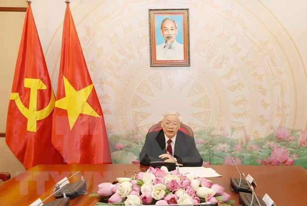 Felicita Vietnam a Congo por aniversario 60 de su Dia Nacional hinh anh 1