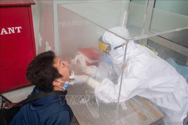 Aumentan casos de coronavirus en Indonesia y Filipinas hinh anh 1