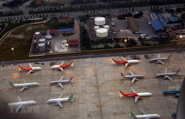 Cuadruplicara capacidad de aeropuerto de Noi Bai hasta 2050 hinh anh 1