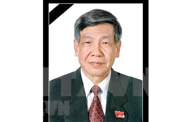 Rinden tributo postumo al exsecretario general Le Kha Phieu en India y Filipinas hinh anh 1