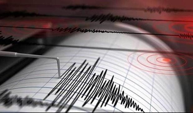 Reportan sismo de magnitud 4,3 en provincia montanosa vietnamita hinh anh 1