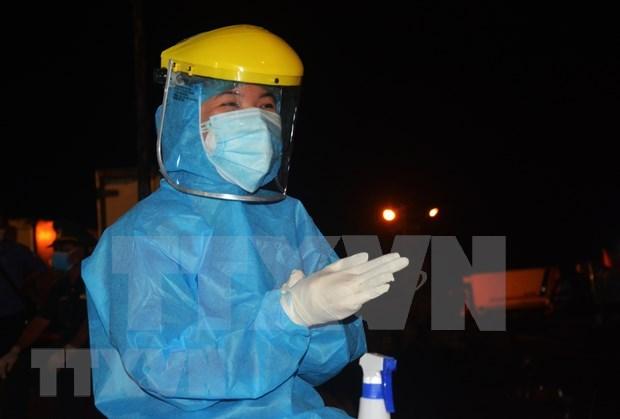 VNA continua brindando asistencia de articulos medicos a Da Nang hinh anh 1
