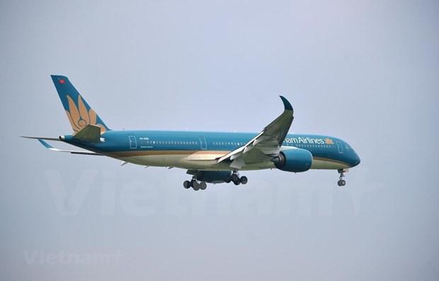 Vietnam Airlines abre la venta de boletos para el periodo del Ano Nuevo Lunar 2021 hinh anh 1