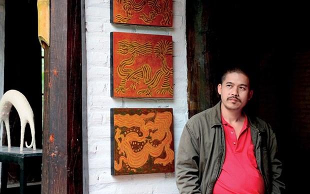 Honran a artista vietnamita con el Premio Internacional de Jeonju hinh anh 1