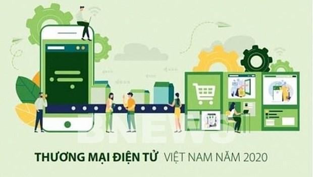 Vietnam publica Libro blanco de comercio electronico 2020 hinh anh 1
